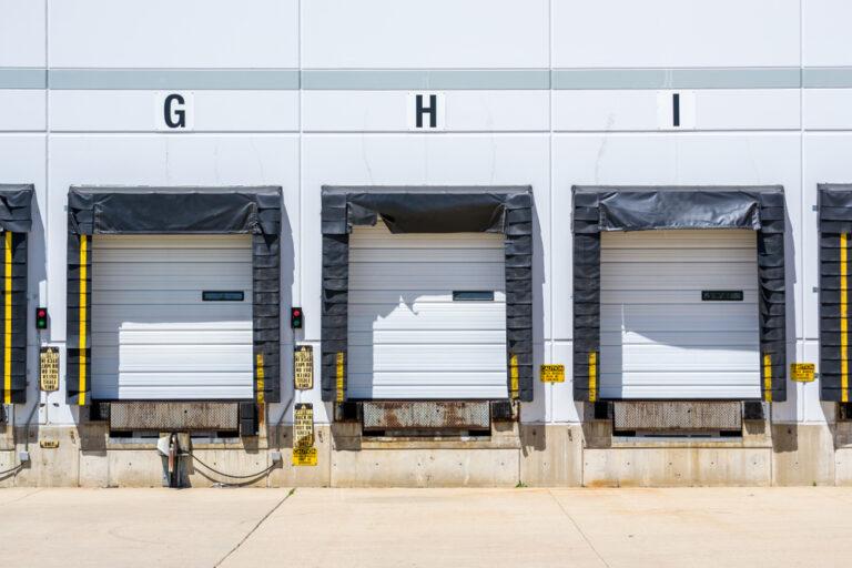 Commercial-wherhouse-Garage-Door